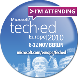 Microsoft TechEd Europe