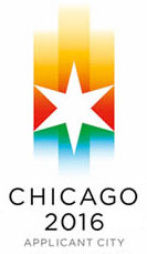 Chicago 2016 Applicant City logo
