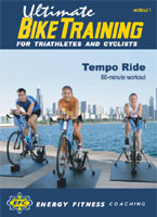 cover of Ultimate Bike Training DVD