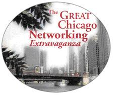 Great Chicago Networking Extravaganza logo
