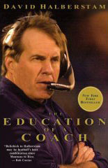 The Education of a Coach cover
