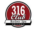 The 316 Club logo