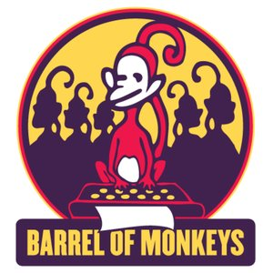 Barrel of Monkeys logo