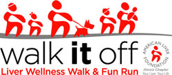 logo for Liver Wellness Walk & Fun Run