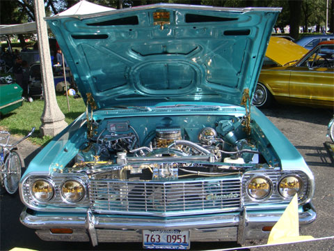 Wordless Wednesday - 1964 Chevy