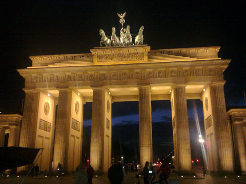 photo of Brandenburg Gate, Berlin