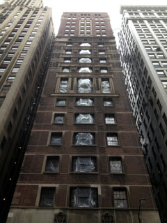 photo of the Chicago Athletic Association building