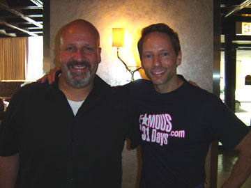 photo of Mike and John Gerard - Famous in 31 Days