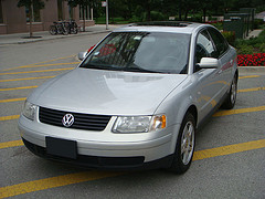 photo of Mike's Passat
