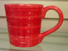 photo of a red mug for redmug.com