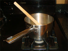 photo of sauce pan for saucypans.com