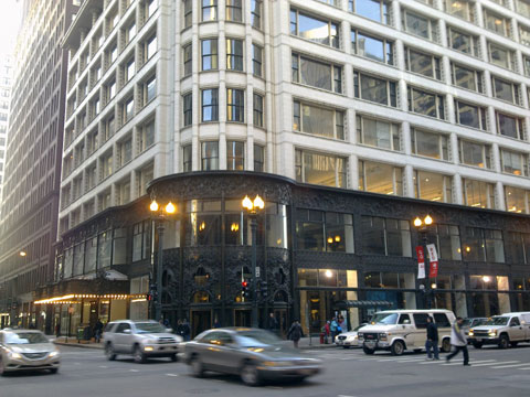 photo of Sullivan Center, Chicago