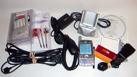 photo of Palm Treo 600 Locked Device on eBay