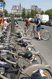 Photo of Velib service
