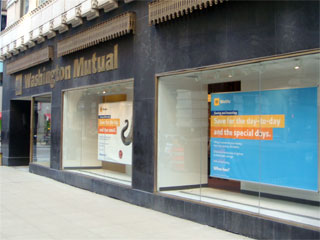 photo of WaMu branch on Wabash in Chicago