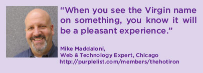 quote from Mike Maddaloni in 2009 Good Brands Report